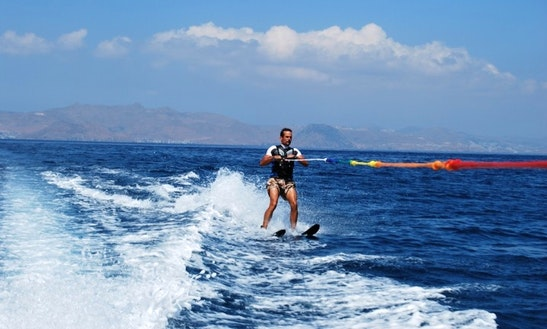 Water Skiing In Kos