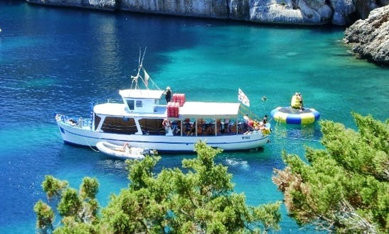Daily Boat Diving Trips With Lunch Onboard In Sardegna, Italy