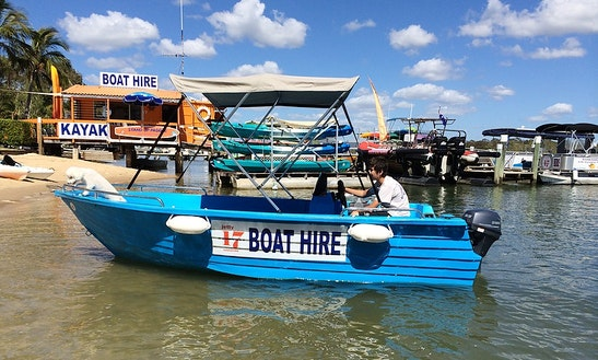 Charter Passenger Boat In Noosaville, Australia