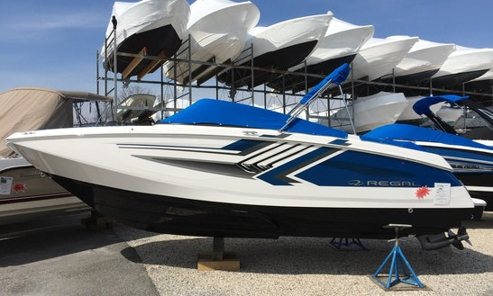 22ft Regal Esx Bowrider Boat Rental In Mattituck, New York