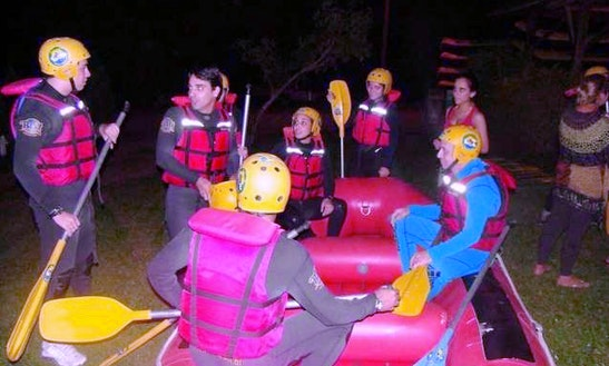 Rafting Noturno - Três Coroas / Rs