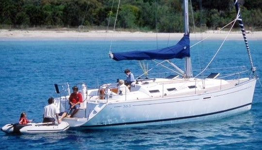 Beautiful Sailing Boat For Charter