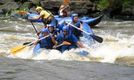 Eco Trip - Rafting - Itacaré / Ba
