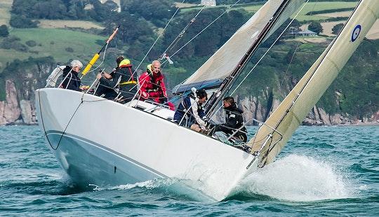 Prima 38 Cruising Monohull Charter In Gosport