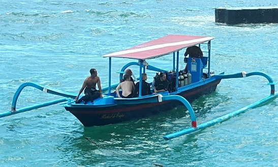 Diving Trip And Courses In Manggis