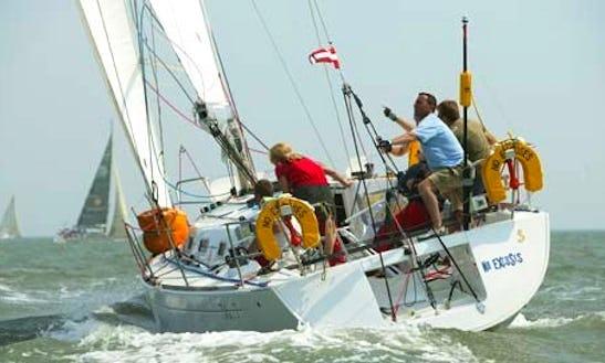Beneteau 36.7 Cruising Monohull Charter In Hamble-le-rice