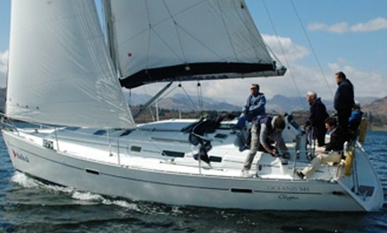 Beneteau Oceanis 343 Cruising Monohull Charter In Windermere, United Kingdom