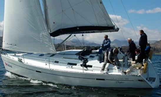 Beneteau Oceanis 343 Cruising Monohull Charter In Windermere, United Kingdom