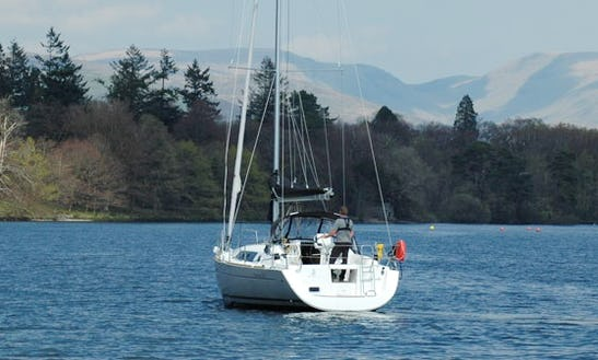 Beneteau Oceanis 34 Cruising Monohull Charter In Windermere, United Kingdom