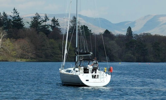 Beneteau Oceanis 34 Cruising Monohull Charter In Windermere, United Kingdom