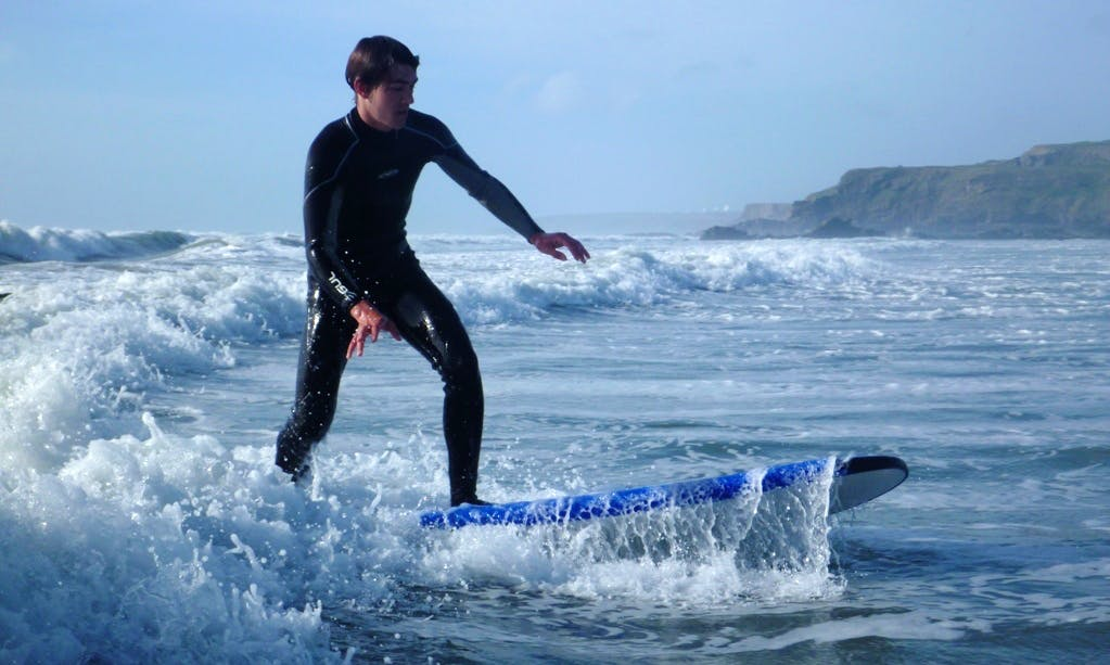 Surf Lessons in Falmouth
