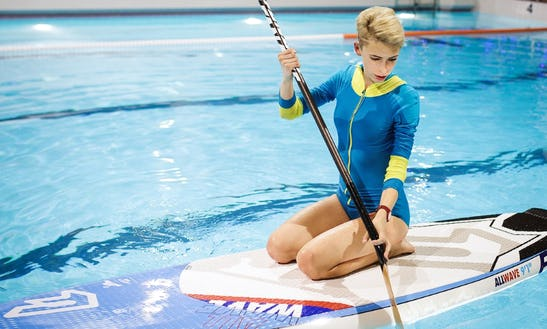 Paddleboard Rental & Lessons In Klaipeda, Lithuania