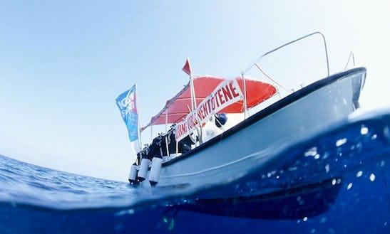 Book A Dive Boat