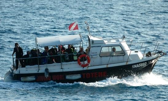 26' Dive Boat
