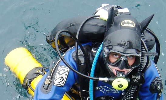 Diving Courses In Stromness