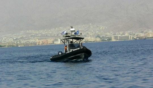Shore Scuba Diving Trips In Eilat, Israel