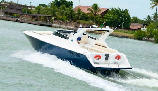 Charter This Luxury Motor Yacht In Recife, Brazil - Bullet 40