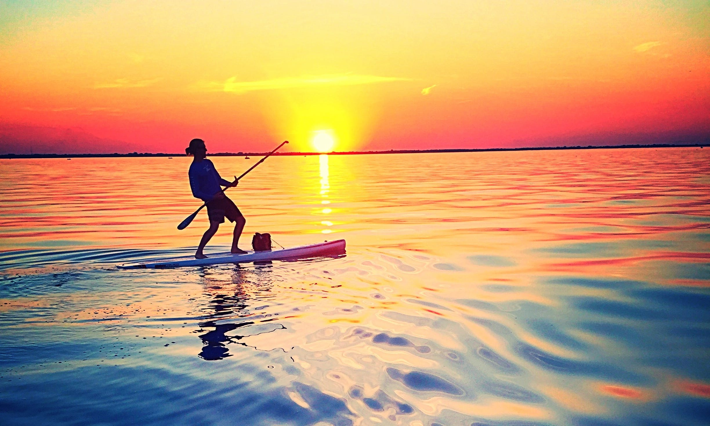 Amazing Paddleboard Rental on Lake Winnebago, Wisconsin