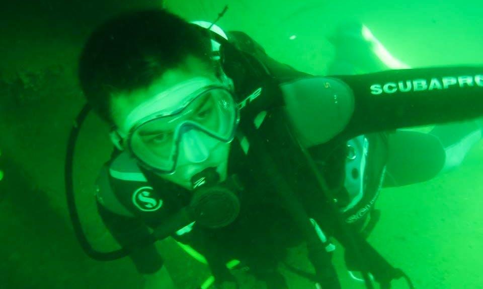 Scuba Diving Courses in Odes'ka city council, Ukraine
