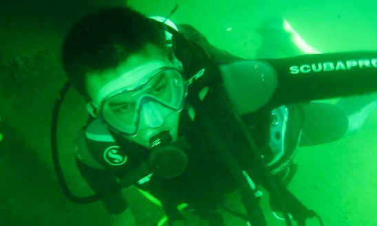 Scuba Diving Courses In Odes'ka City Council, Ukraine