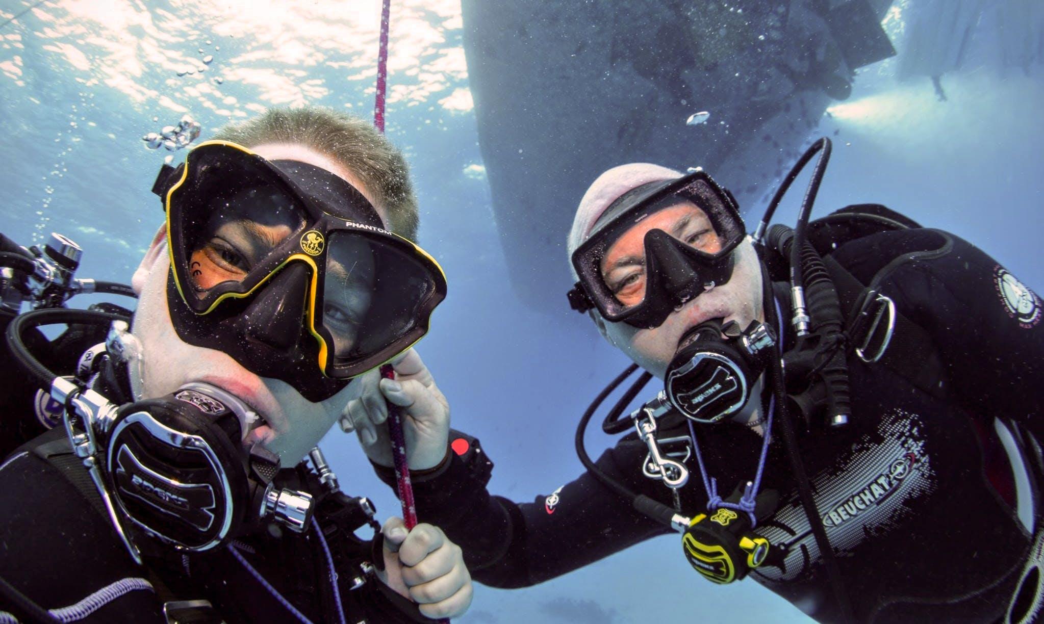 Diving Courses in Prague, Czech Republic