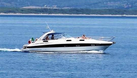 Bavaria Bmb 37 S Motor Yacht Charter In Orbetello
