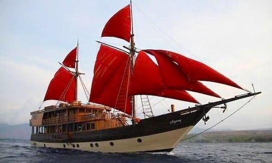 La Galigo Liveaboard Scuba Diving Charter In Pulo Gadung, Indonesia