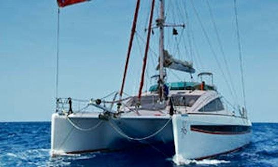 Privilege Marine 615 Sailing Mega Yacht Charters In Marigot, Saint Martin