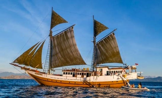 Smy Ondina Gulet Charter In Pulo Gadung, Indonesia
