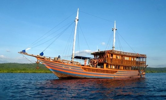 The Seven Seas Gulet Charter In Pulo Gadung