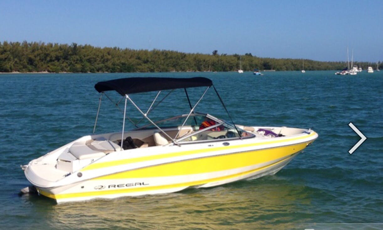 Powerboat for Rent in North Miami