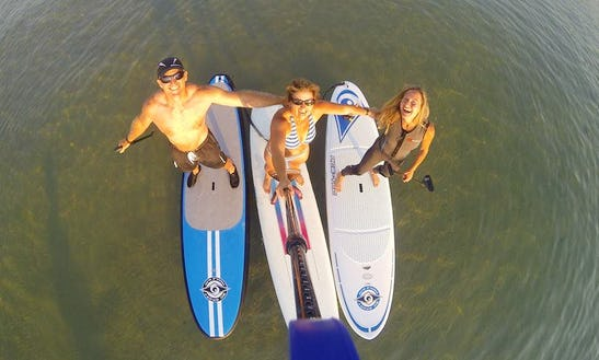 Paddleboard Rental & Lessons In Port Huron, Michigan