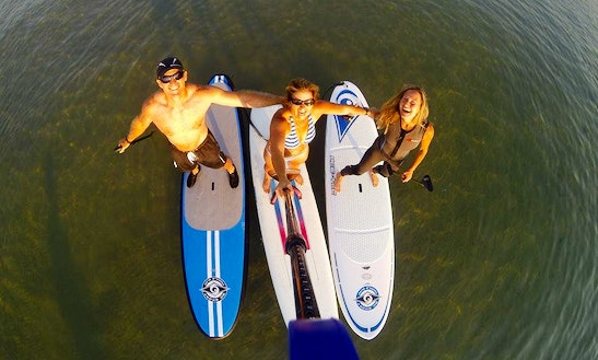 Paddleboard Rental & Lessons In Port Huron, Michigan