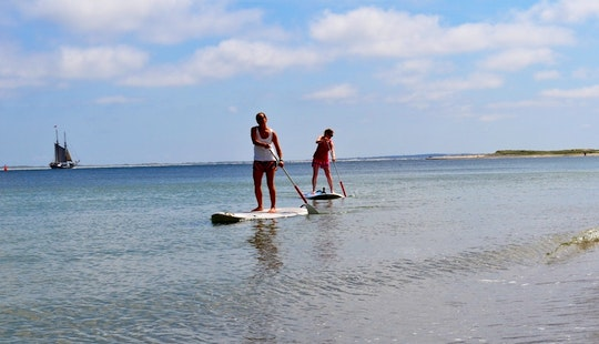 Paddleboard Courses In Sylt, Germany