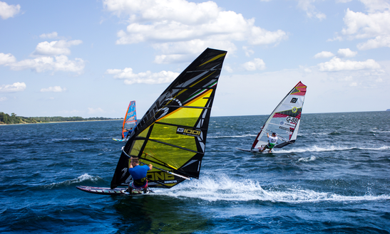 Windsurfing Courses In Sylt, Germany