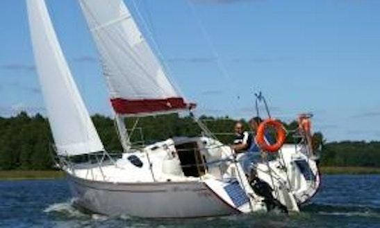 Phil 880 Cruising Monohull Charter In Poland