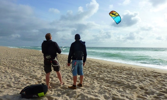 Kitesurfing Courses In Sylt, Germany