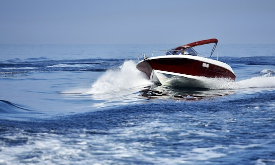 Bowrider Rental In Dubrovnik