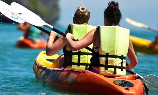 Hire A Sit-on-top Tandem Kayak In Narrabeen, Australia