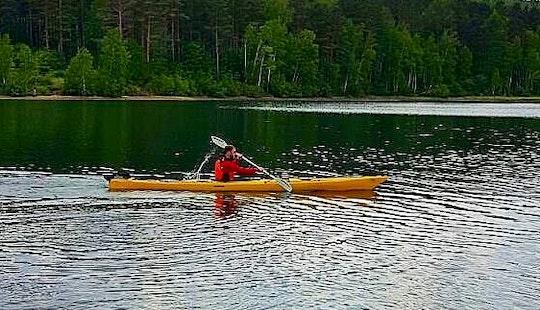 Kayak Tours In Irkutsk