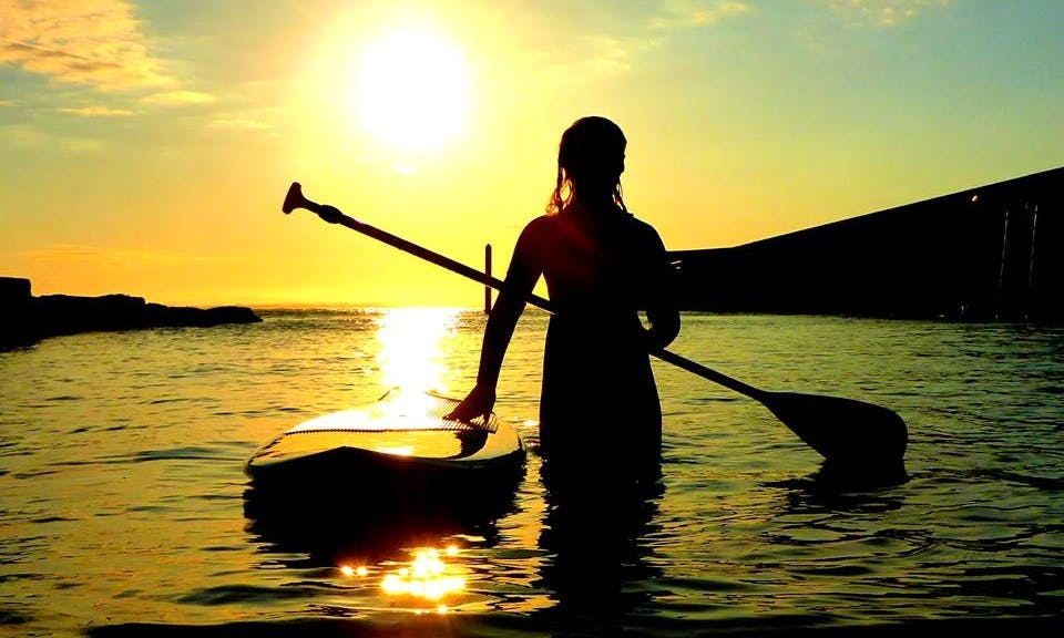 Stand Up Paddleboard Rental for Private Events in Charlottetown, Canada