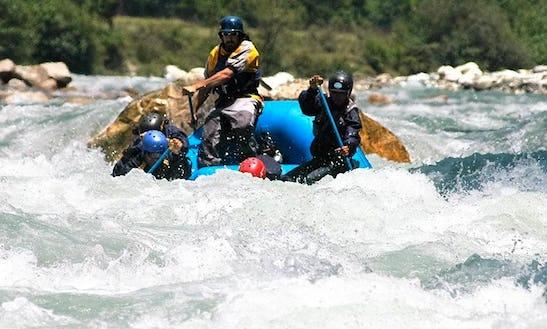 Rafting Trips In New Delhi, India