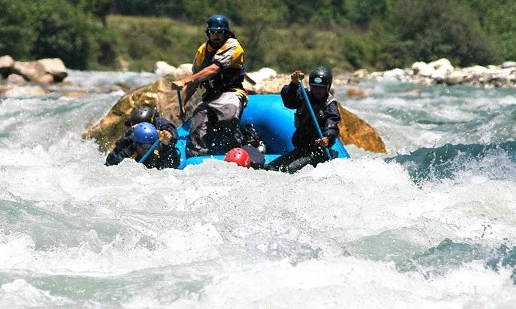 Rafting Trips in New Delhi, India