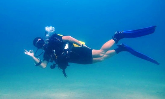Scuba Diving Trips And Courses In Turkey