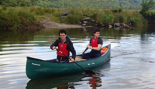 Fantastic Canoe Expedition In Keswick, United Kingdom