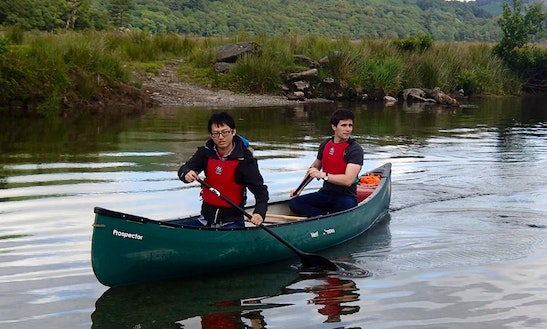 Canoe Tours In Keswick, United Kingdom