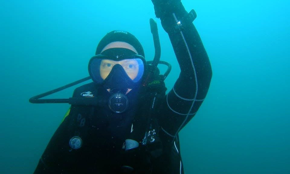 Scuba Diving in Paju-si, South Korea