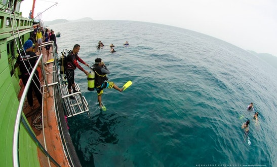 Scuba Diving Courses In Shah Alam