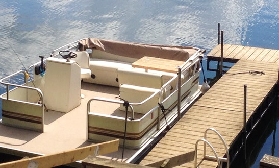 Pontoon Rental In Loon Lake Township