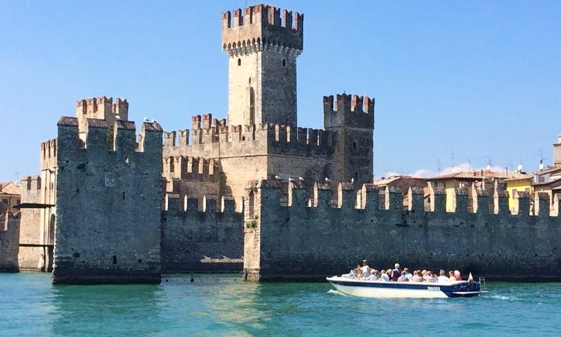 Boat Tours in Sirmione